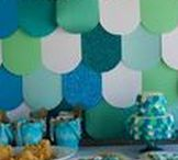Party Decorations / Party Decorating - Birthdays, Showers and Celebrations