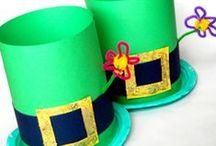 St Patrick's Day / St. Patrick's Day Food, Crafts and Activities for Kids
