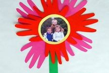 Mother's Day / Mother's Day Craft and Gift Ideas Made by Kids