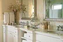 Master Bath Remodel Ideas / by Linda Johnson