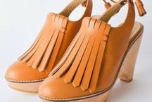 For a stroll // bags + shoes / by Emily // Magpie Fields