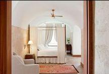 Suites / Cap Rocat has 3 suites at your disposition: Cap Rocat, El Cabo and Double Fortaleza