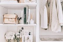 LIVE AN ORGANIZED LIFE / Clever Organizing Tips & Ideas