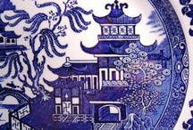 Blue and White / by Romantic Domestic