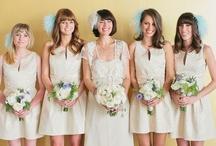 Bridesmaids / Flowergirls / Brudtärnor