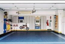 Garage Organization / by Romantic Domestic