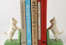 Bookends & Books They Hold / by Deborah Jennings