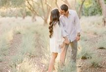 ENGAGEMENT PHOTOS / Engagement photography and posing ideas!