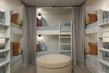 Bunkroom / by Romantic Domestic