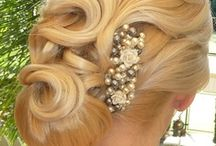 Lady Lovely Locks / wedding hair for Lacei