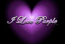 Passion for PuRpLe / I love purple