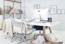 MY OFFICE INSPIRATION / Photography Studio | Office Decor & inspiration