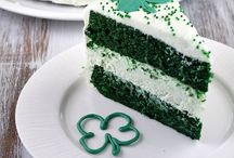 St Patricks Day / St. Patrick's Day recipes!  All the Mint and Green you can handle!  / by House of Yumm