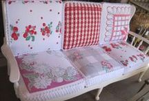 Upholstery Love / by Romantic Domestic