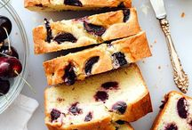 Quick Breads & Other Sweet Breads / A collection of quick breads, monkey breads, and pound cake.