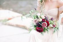 WEDDING BOUQUETS / Gorgeous Wedding Flowers and Bridal Bouquets