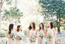 WEDDING PARTY / Fun and Unique Wedding Party Poses! I absolutely love these photos!!