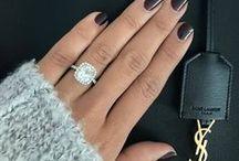 ENGAGEMENT RINGS / Engagement Ring Inspiration