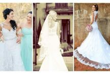 Love and Lace One-stop Bridal Shop / Wedding Gowns and Veils by Love and Lace - Contact us: loveandlaceamh@gmail.com