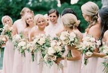 WEDDING STYLE / It's extremely helpful if you can make a wedding style board that reflects the inspiration you want for your wedding. If you can find one that is already done that is a bonus!! Here are a few so you can see what they look like when they are done. It's helpful to show these to all your vendors involved so everyone has a clear sense of what you're going for!!