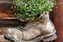 Reuse/Repurpose / Great ideas on how to repurpose some of those treasures you find!