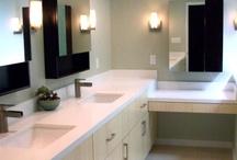 Zen bath suite