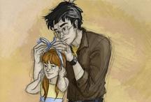 Harry Potter / by Ellen Howard