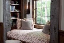 Comfy Resting Spots