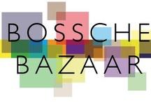 Bossche Bazaar / Een plan in wording. Het combineren van ontmoeten, eten en ontdekken moet leiden tot iets moois.