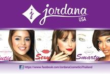 Jordana Cosmetics Thailand / All about Jordana Cosmetics USA!!!