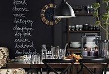 Chalkboard Charm / by Una (Hedonizm & Eskapizm)
