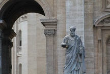 St. Peter  / St. Peter the first pope... now we are waiting for the new one!!!
