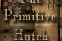 My Creations ~ Past & Present ~ The Primitive Hutch / Find my creations at http://www.primitivehutch.com/store
