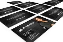 Prudential Business Cards / Prudential business card design templates