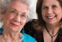 Family Caregivers / Who are caregivers?  Husbands, wives, partners, sons, daughters, sisters, brothers, nieces, nephews, friends, neighbors..... / by Amy Brezinka