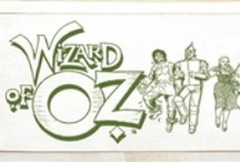 Wizard of OZ! / by Sawdust City LLC