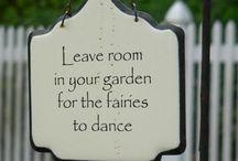 Fairy Gardens & Gnome Homes