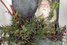 Santa / by Patricia Coady-Cullen