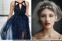 Navy Weddings / Classic and serious! But how gorgeous base color to add elegance to wedding with any other color combination...