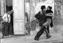 Tango Argentino / When you have no words to express your feelings, it is time to start dancing.