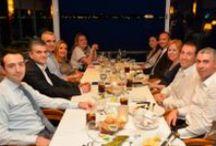 #BSHBloggers Meetup / BSH Kurumsal Blogger'lar Buluşması;  12 Ekim 2012'de açılan ve Türkiye'nin, bildiğimiz kadarı ile bu yapıdaki ilk Kurumsal Blog'u olan BSH Türkiye Blog'un yazarları, 29 Mayıs 2014'de Moda Deniz Klubü'nde çok keyifli bir akşam yemeğinde ikinci kez bir araya geldiler.  https://blog.bsh-group.com.tr/Anasayfa/ Blog: http://goo.gl/BXeyF8