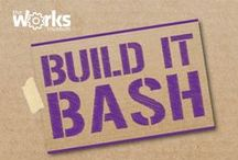 Build it Bash Inspiration / Build it Bash, an annual fundraiser for The Works Museum, is NOT your typical gala! It's a night of food, drinks, and fort-building fun for our grown-up friends. Guests join teams to complete a challenge – building forts with basic materials like cardboard and duct tape. With food, drink, and creative juices flowing, the teams compete against each other to build the best fort, which is decided by guest vote. This year's Build It Bash will be held on Saturday, October 4th at The Works Museum. / by The Works Museum