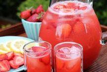 ¡Bebidas frescas y saludables! / Las bebidas de frutas, son un refresco muy superior a las bebidas embotelladas. Son refrescantes, mineralizantes y contienen importantes sustancias benéficas para el organismo.