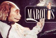 MARQUIS von Henri Xhonneux und Roland Topor (1989) | DropOut 003 / Ein Film von Henri Xhonneux und Roland Topor. Belgien 1989