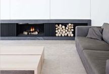 « FIREPLACES »
