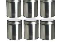 Tins - Before & After
