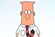 Dilbert / Dilbert comics