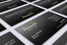 Avalar Realty Business Cards