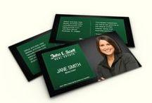 John L. Scott Real Estate Business Card Templates