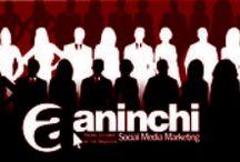Aninchi / Marketing Digital para Pymes. Tus clientes a un clic de distancia. #SEM #SEO #IdentidadDigital #PáginasWeb #DinamizaciónRRSS #Facebook #Twitter #Pinterest
